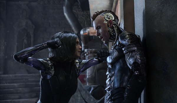 Film Review: ALITA: BATTLE ANGEL (2019): A Movie of Moments Undermined By its Own Content (And lack thereof)